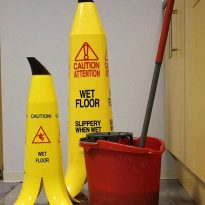 Banana Peel Safety Cones