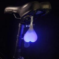 Testicles Bicycle Light