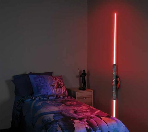 Darth Maul Lightsaber Room Light