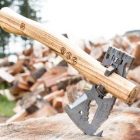 Versatile Light-Weight Multi-Tool Axe, KLAX