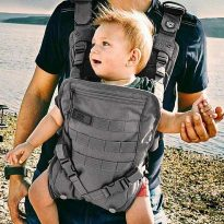 Men's Tactical Baby Carrier
