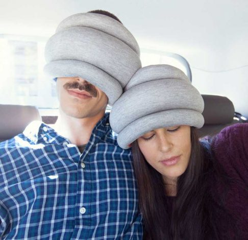 Ostrich Pillow Light Pillow