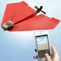 Paper Airplane Drone