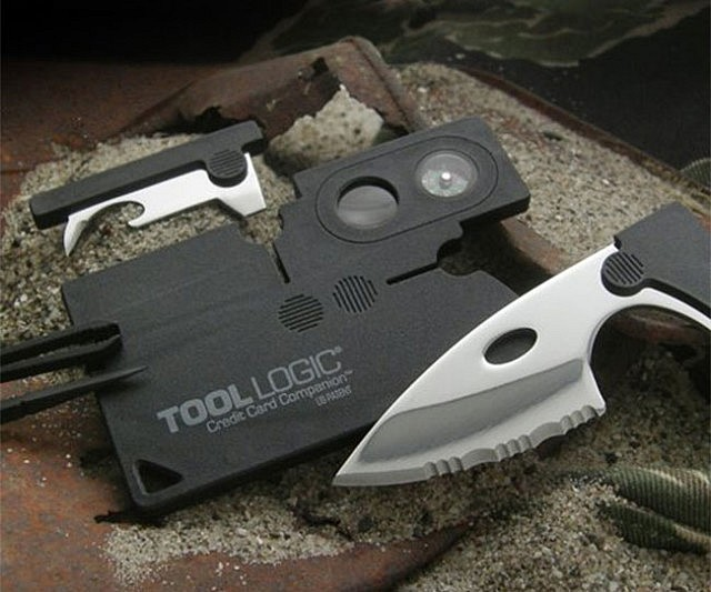 Credit Card Size EDC Multi Tool