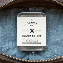 Airplane Carry On Cocktail Kit