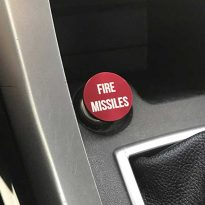 Fire Missiles Cigarette Lighter Button