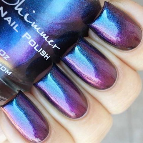 Shade Shifter Multichrome Nail Polish