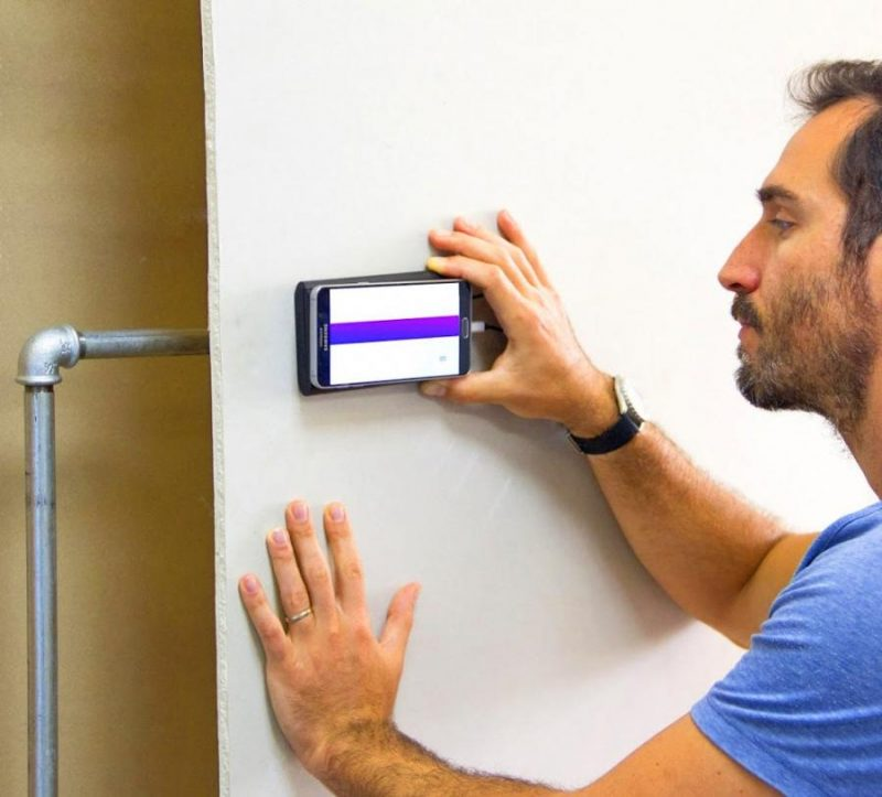 Walabot DIY – Stud Finder to See Inside Your Walls – This ...