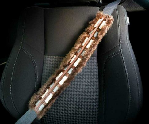 Chewbelta – Chewbacca Seat Belt Cover