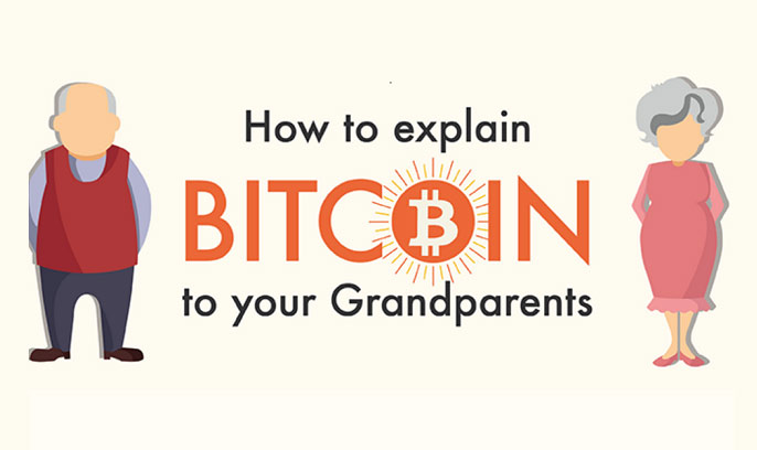 How To Explain Bitcoin To Your Grandparents This Took My