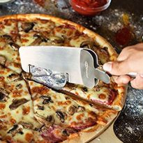 4-In-1 Pizza Cutter & Spatula