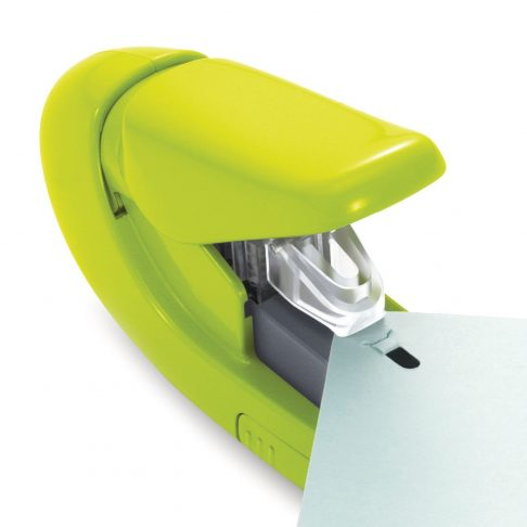 The Staple Free Stapler
