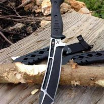 Sabotage Tanto Fighter Knife