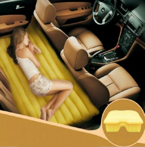 INFLATABLE BACK SEAT CAR BED