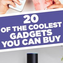 17 Ridiculously Cool Gadgets You'll Want To Buy Immediately